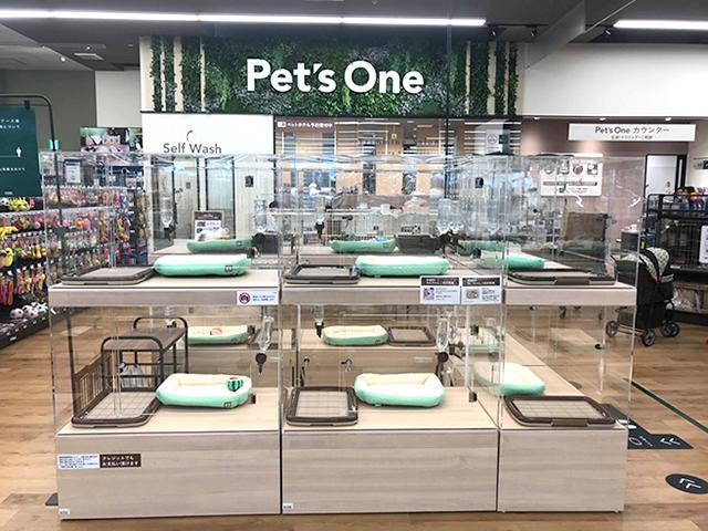 ハッピーベル Pet's One 龍ヶ崎店